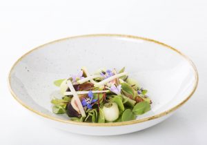 Fig Salad at Hemi Restaurant