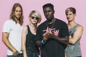 Bloc Party 2018 3 arena Dublin
