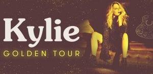 Kylie Golden Tour 3 Arena