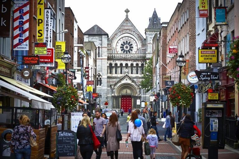 St Anne street Dublin