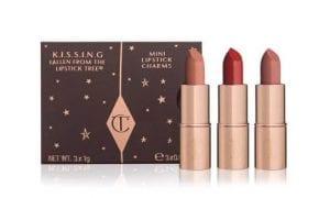 Charlotte Tillbury Lip Trio Gift Set