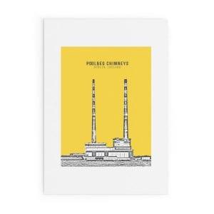 Jando Design Dublin Print