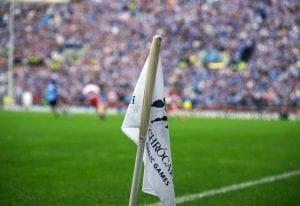 Croke Park - White Flag