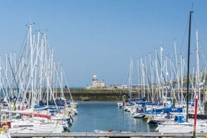Howth harbour Co. Dublin