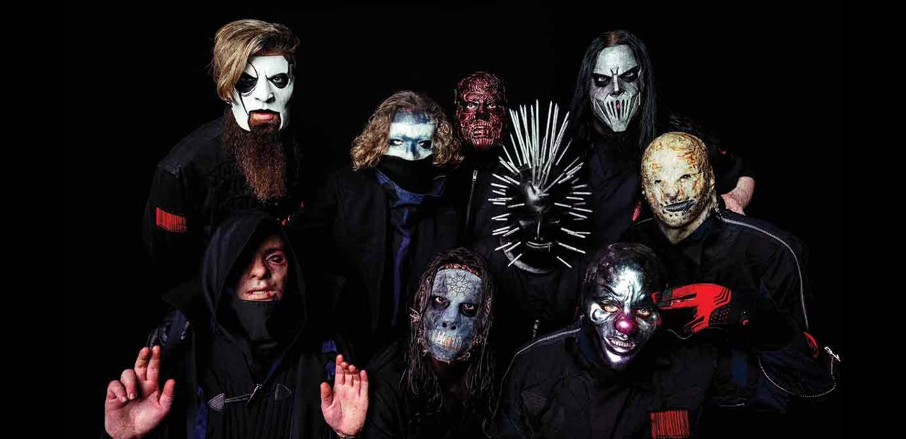 slipknot at the 3 arena