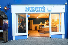 Murphys ice-cream shop Dublin